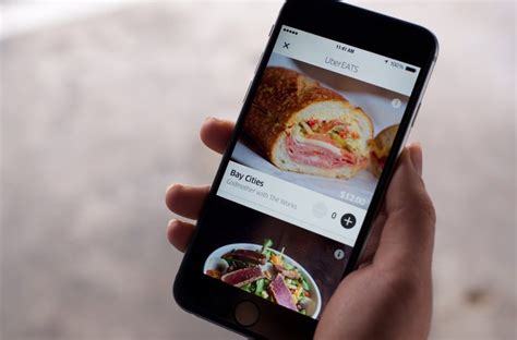 Uber may Integrate UberEats into its Main Ride-hailing App