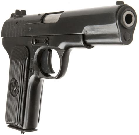 Deactivated Russian 1945 Dated Tokarev Pistol - Allied