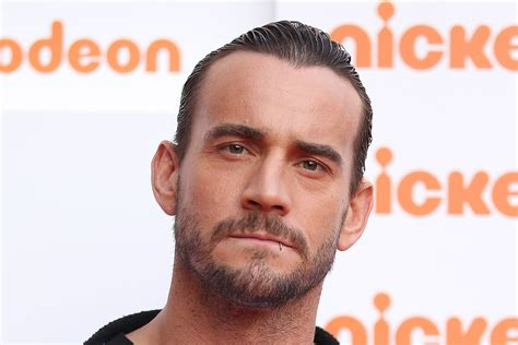 CM Punk says Nate Diaz came up and apologized to him at