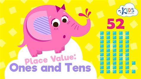 Place Value: Ones and Tens | Math for Grade 2 | Kids