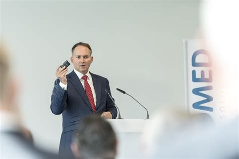 Opening Schwerin Production Facility - Ypsomed - Group
