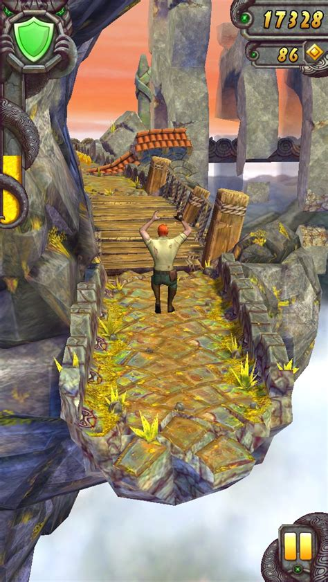Temple Run 2 now available in the App Store