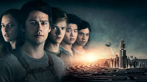 Wallpaper Maze Runner The Death Cure, Thomas Brodie