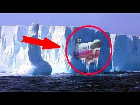 Top 10 Mysterious Things found Frozen in Antarctica in
