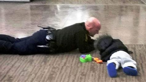 Police Buy Clothes, Diapers for Boy, 2, Found On Side of