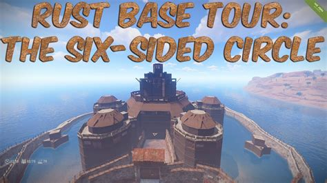 Rust Base Tour: The Six-Sided Circle - YouTube