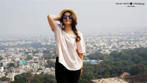 OOTD: A Casual Day Out at Golconda Fort, Hyderabad - Heart