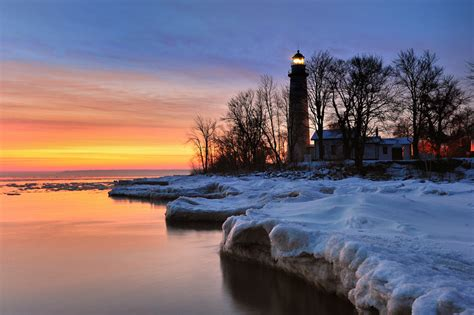 Michigan Nut Photography | Lighthouse Gallery - State of
