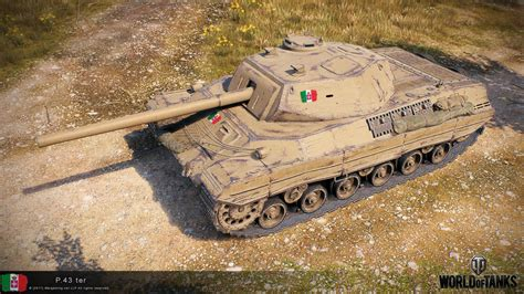 Italian Tanks HD Renders – The Armored Patrol