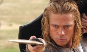 Brad Pitt may go back to the future with sci-fi Odyssey