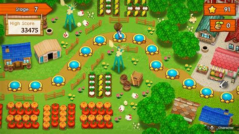 Fast-Paced and Frantic Harvest Moon Mad Dash PS4 Announced