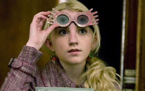 Luna Lovegood made a rare red carpet appearance and