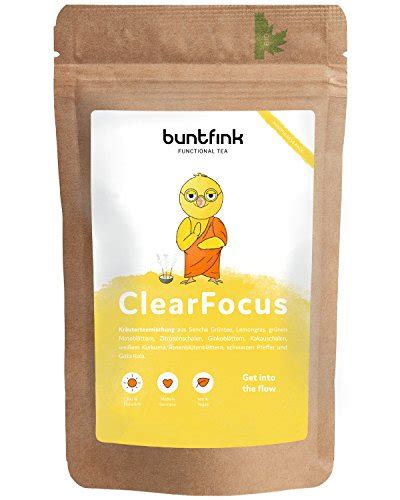 foodspring Functional Tea All Day Cleanse, 70g, Bio Oolong
