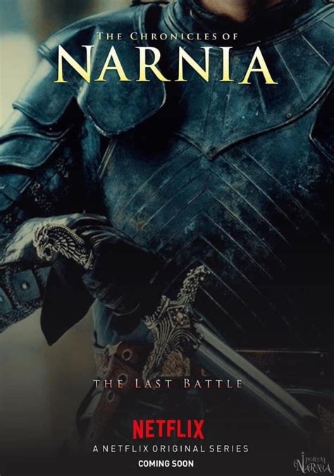 Those Chronicles of Narnia Netflix posters are not real