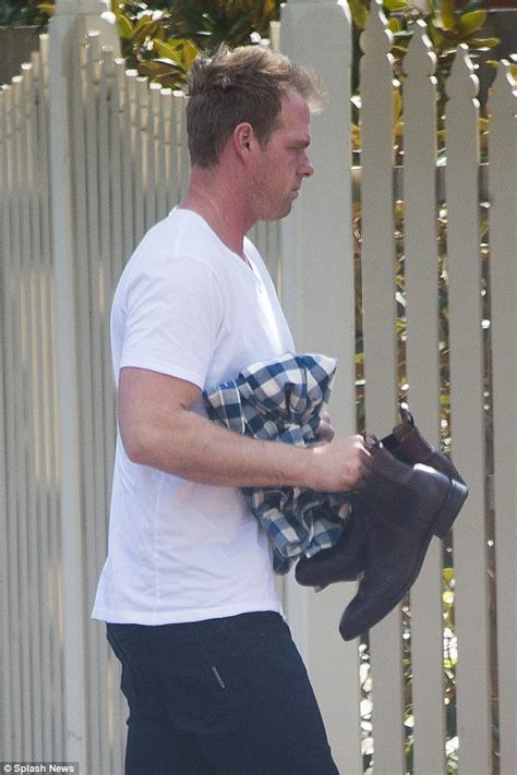 Jarrod Woodgate appears to do the walk of shame | Daily