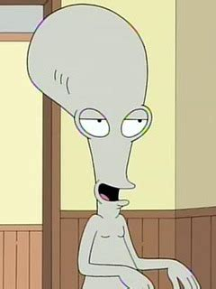 Roger the Alien - American Dad! Characters - ShareTV