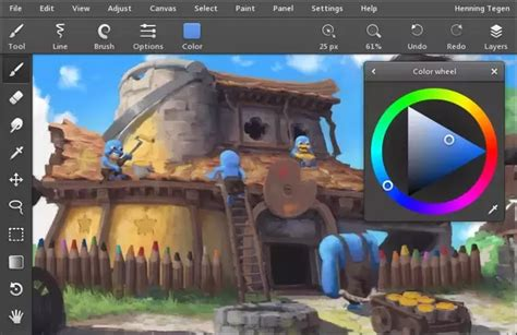 What are the best drawing softwares to use with Wacom