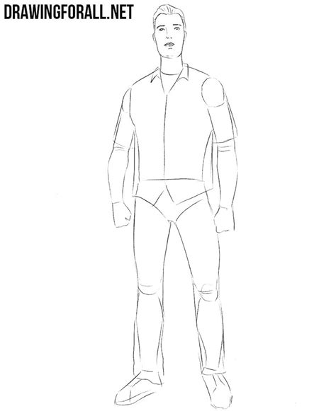 How to Draw Tommy Vercetti | Drawingforall