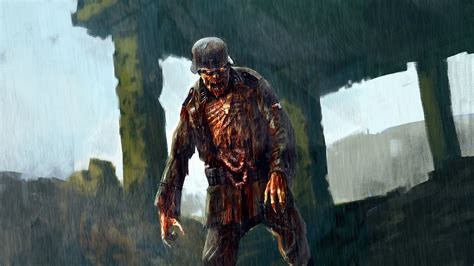 nazi, Zombie, Army, Trilogy, Survival, Horror, Shooter