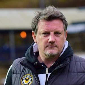 Wayne Hatswell - Assistant Manager - First Team - Newport