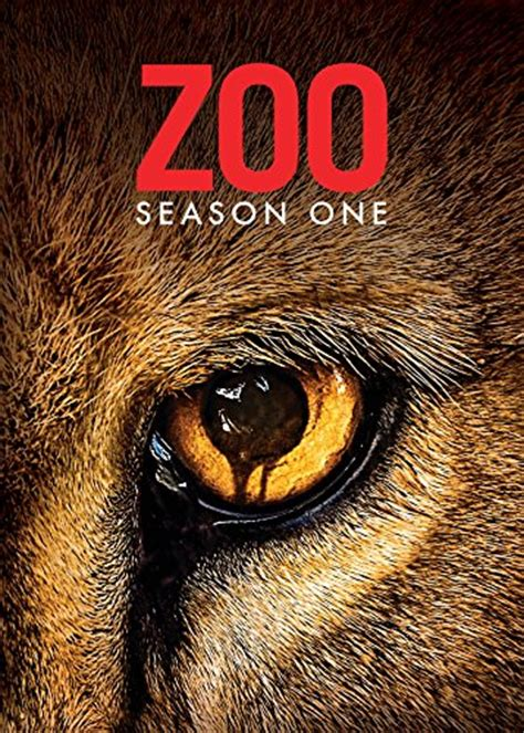 Zoo Staffel 1 dvd cover & labels (2015) R2 German Custom