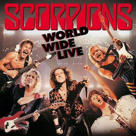 Scorpions: World Wide Live (50th Anniversary Deluxe