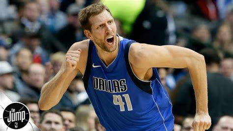 The three greatest Dirk Nowitzki plays of all time   The