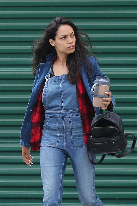 Rosario Dawson out and about in Venice Beach | GotCeleb