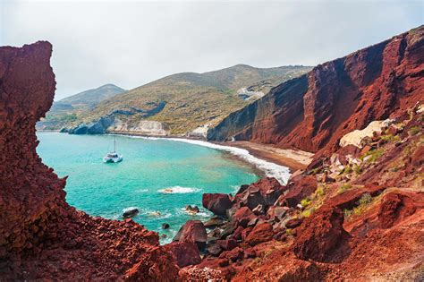 The best beaches in Santorini, Greece - Rough Guides