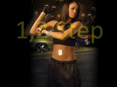 """Ciara- 1,2 step (Official Music) with Lyrics"" - YouTube"