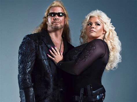 What brought Dog The Bounty Hunter, wife Beth to south