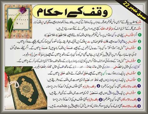 Understand Tajweed Rules Step by Step With Perfect