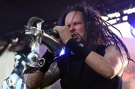 Korn's Jonathan Davis Bows Out of 'Twins of Evil' Tour Due