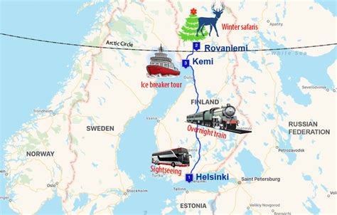 Northern lights Tours to the Lapland Winter – Helsinki