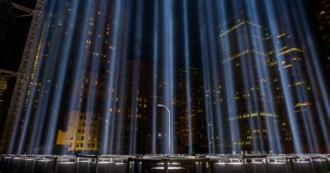 Tribute in Light Captures Grief and Joy of 9/11
