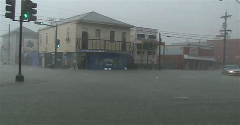 Can New Orleans' pumping system withstand Tropical Storm
