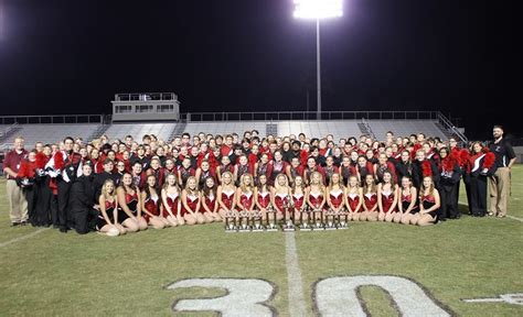 Marching Band 2015 Results - Southside High School