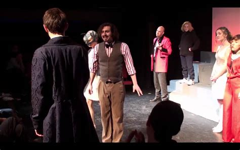 Christopher Marlowe's Doctor Faustus, performed by Oxford