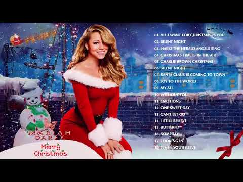 """Mariah Carey """"All I Want for Christmas Is You - Bass Clef"""