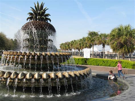 Waterfront Park - Charleston | The Cultural Landscape