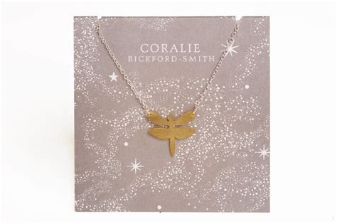 Dragonfly Necklace – DWT Shop