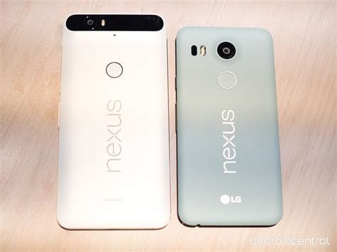 Nexus 6P and Nexus 5X — what's the difference? | Android