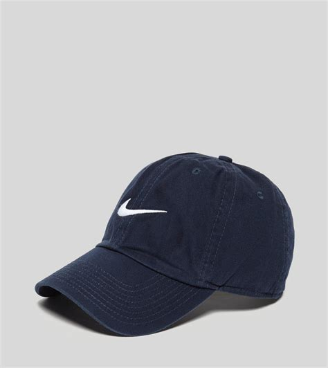 Lyst - Nike Heritage '86 Swoosh Cap in Blue for Men