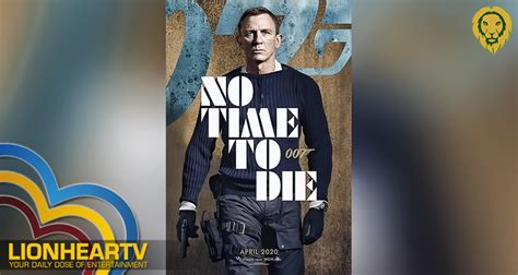 """""""No Time To Die"""" - The First Trailer for Bond 25 is Here"""