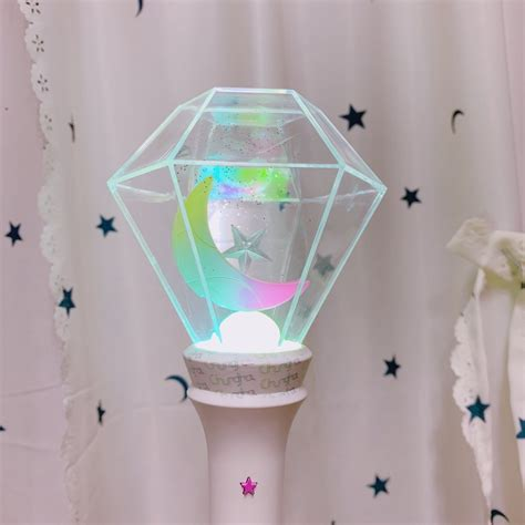 ChungHa Fans Now Have Their Official Light Stick   Kpopmap