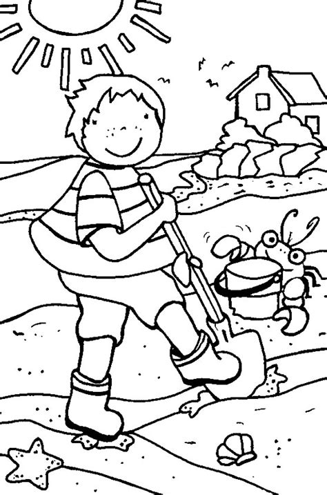 summer season coloring pages | Coloring Pages - Part 2