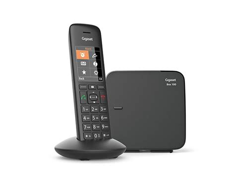 Gigaset C570 Cordless Comfort Telephone – ideal for the family