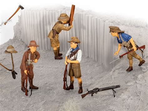 Revell Shop | ANZAC Infantry (1915) | Revell Shop