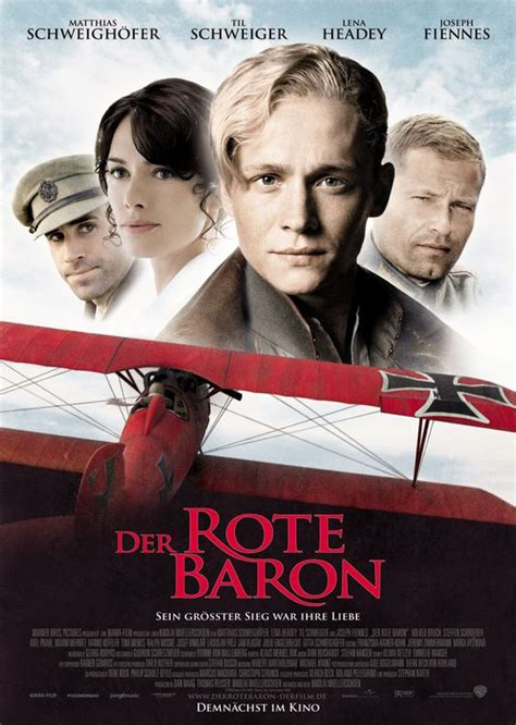 cinema just for fun: The Red Baron (Der rote Baron) by