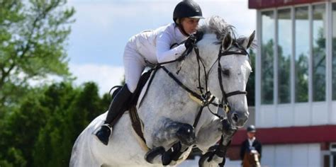 Tracy Fenney Wins $50k Adequan Grand Prix at HITS Chicago